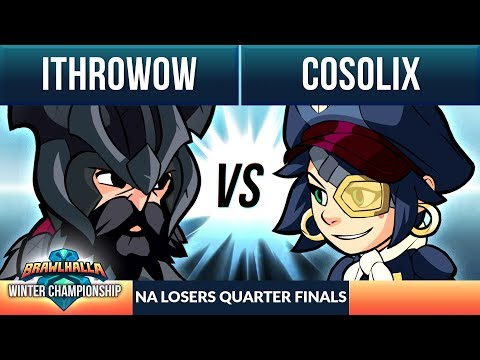 Cosolix vs Ithrowow - L Quarter Final - Winter Championship NA 1v1 Top 8