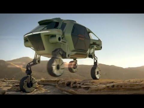 Hyundai stellt Konzeptstudie vor: »Laufendes Auto«