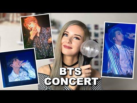 BTS Love Yourself Tour London Experience (9/10/18) // ItsGeorginaOkay