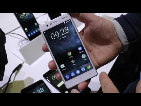 Anteprima Nokia 3, 5, 6 Android Nougat MWC 2017