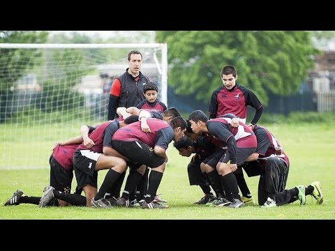 FEATURE — Rugby breaking down barriers at Cranford