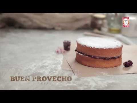 Video - Receta: Torta antioqueña con Harina Apolo