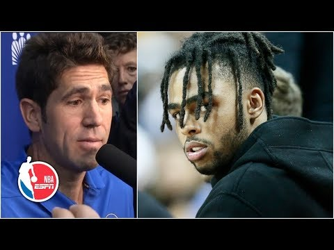 Video: Warriors didn't sign D'Angelo Russell to trade him - Bob Myers | NBA on ESPN
