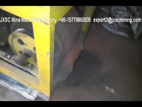 Dry Magnetic Separator for tantalite wolfram coltan tin