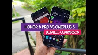 Buy Honor 8 Pro - http://amzn.to/2tCMsRfBuy OnePlus 5 - http://amzn.to/2ucVaakHonor 8 Pro and OnePlus 5 are two flagship devices in India and here is the detailed comparison of the two devices for design, build, display, performance, camera and battery life. Honor 8 Pro vs OnePlus 5 Speedtest- https://www.youtube.com/watch?v=82OQ6dnzA3kHonor 8 Pro vs OnePlus 5 Camera comparison-https://www.youtube.com/watch?v=gdWkOEq6e4kStay tuned to Techniqued for the latest in mobile technology and hit that Subscribe button or click the link below:http://www.youtube.com/user/nirmaltv?sub_confirmation=1Contact Info:Twitter: @nirmaltv (https://twitter.com/nirmaltv )Facebook: http://www.facebook.com/techniquedGoogle+: http://google.com/+TechniquedInstagram: http://instagram.com/nirmaltvWebsite: http://www.nirmaltv.com
