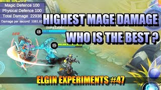 Video HIGHEST MAGE COMBO DAMAGE 🧙‍♂️ WHO WILL WIN? ELGIN EXPERIMENTS #47 MP3, 3GP, MP4, WEBM, AVI, FLV November 2018