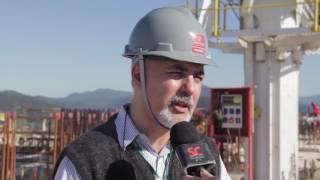 O setor da construção civil é um dos que mais registra acidentes de trabalho. As soluções que o SESI oferece na área de segurança aos trabalhadores dos canteiros de obra foram tema do programa SC em Ação, do SBT. A matéria também aborda as ações da Aliança Saúde Competitividade.