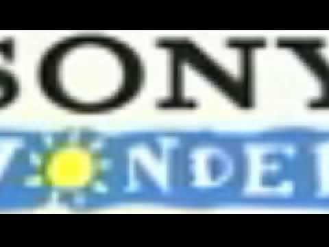 Sony Wonder Logo Effects
