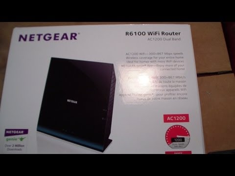 Netgear R6100 Router Review