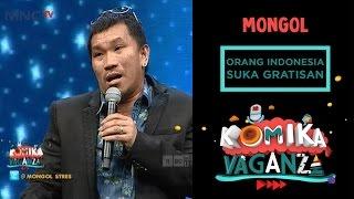 "Video Mongol ""Kita Dididik Untuk Suka Dengan Gratisan"" - Komika Vaganza (15/12) MP3, 3GP, MP4, WEBM, AVI, FLV Mei 2019"