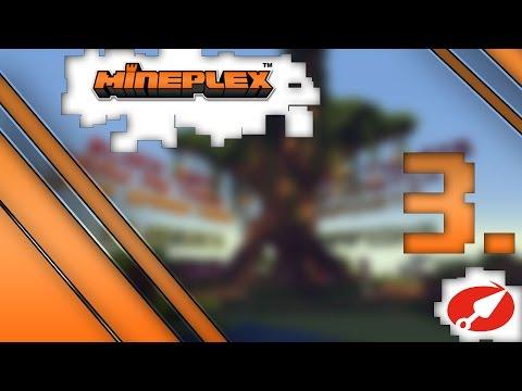 ►Mineplex◄  ep. 3  - Info pro hraní semnou