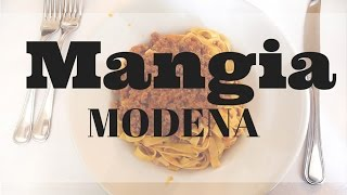 Modena Italy  city pictures gallery : What to Eat in Modena Italy - Traditional Italian Food