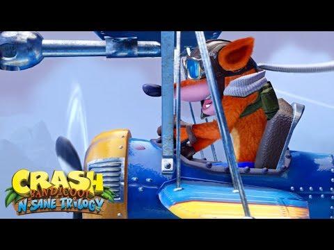 Trailer pour l'annonce sur Switch, One et PC de Crash Bandicoot N.Sane Trilogy