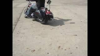 10. 2009 V-STAR 950 TOURER $2700 FOR SALE WWW.RACERSEDGE411.COM