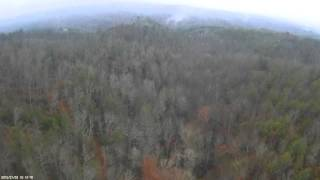 Here's some quick footage I shot with my 250 Mini Quad, of my families mountain property up in Virginia.  The weather was terrible at the time, but my dad really wanted footage, and I wasn't going to have another chance to fly there for a few more months so I flew anyway.  Filmed on a Mobius action cam at 1080p 30fps.  Enjoy dad!