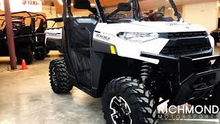 8. NEW! 2019 Polaris Ranger XP 1000 Premium