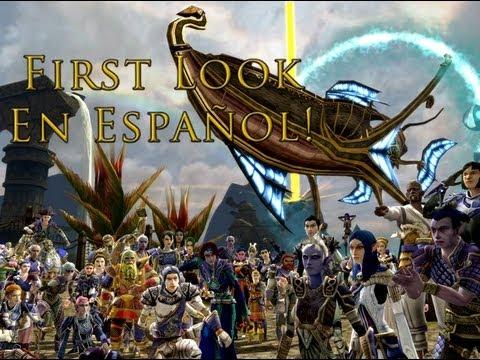 Dungeon & Dragons Online First Look/Comentario en Español
