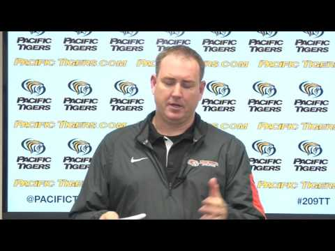 Women's Volleyball vs. BYU postgame press conference - 10/8/15