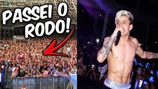 ROLÊ COM MC PEDRINHO E MÍTICO & FESTA DAS CORES LOTADA! (PASSEI O RODO!)