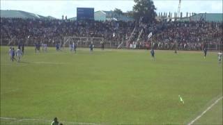 Silver Strikers vs Wanderers at Civo