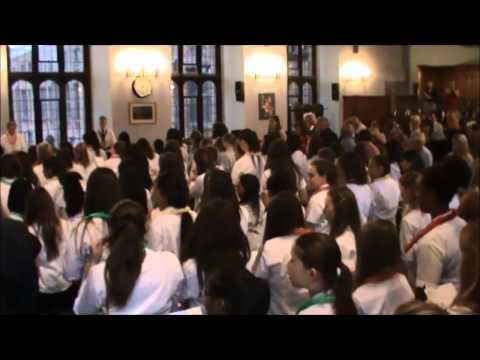 Y7&8 Celebration Concert 2015 - The School Song