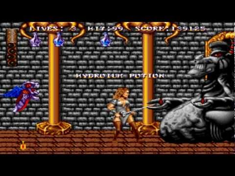 sword of sodan megadrive test