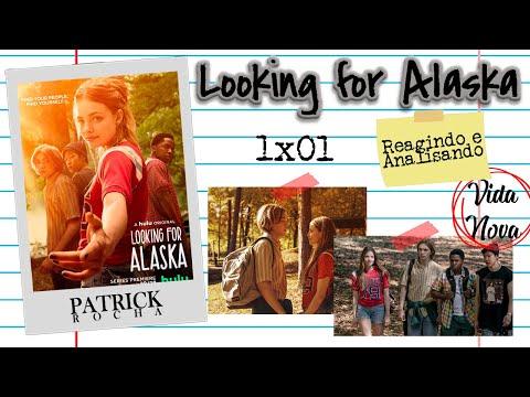 Miles Muda De Escola e Conhece o Coronel e Sua Turma em LOOKING FOR ALASKA 1x01 | Patrick Rocha