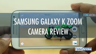 Samsung Galaxy K Zoom Camera Review by FoneArena. http://www.fonearena.com/blog/ reviews the camera performance of the Samsung Galaxy K Zoom. The Samsung Gal...