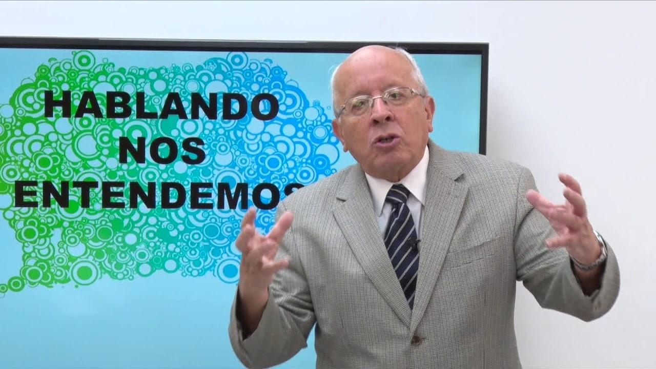 HABLANDO NOS ENTENDEMOS - INVITADO JORGE DÁVILA VÁSQUEZ TEMA SU OBRA LITERARIA