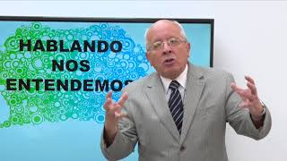 HABLANDO NOS ENTENDEMOS – INVITADO JORGE DÁVILA VÁSQUEZ TEMA SU OBRA LITERARIA