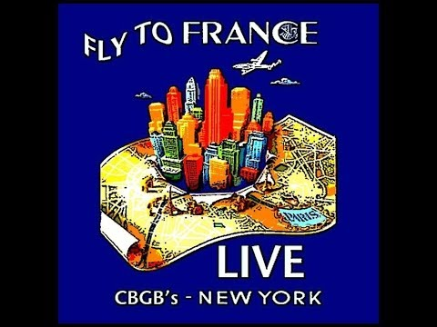 """FLY TO FRANCE (early """"BLUE RODEO"""")  -  """" FLOATING IN A  POOL """""""