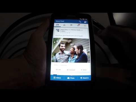 Como Instalar Aplicativo do Facebook para Iphone, Android e Tablets