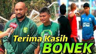 Video Permintaan Maaf Kiper Persebaya ke Bonek Atas Insiden dengan Aremania MP3, 3GP, MP4, WEBM, AVI, FLV Oktober 2018