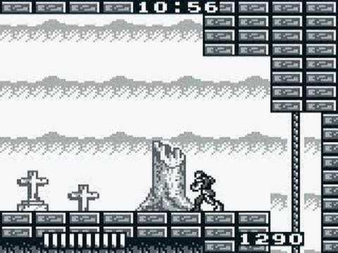 castlevania adventure gameboy rom