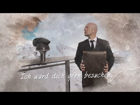 Unheilig - Ich würd dich gern besuchen (Lyric Video)