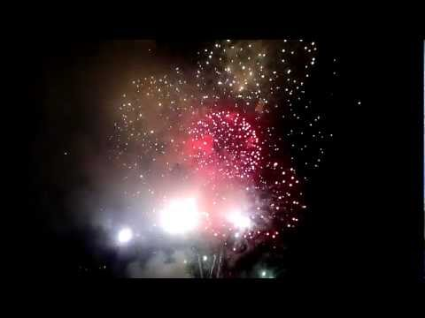 Rapallo 2012 &#8211; La Rosa fireworks &#8211; Sestiere Cerisola