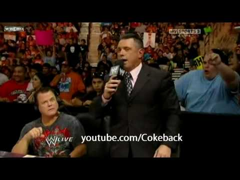 WWE Blooper: I've recieved another manager