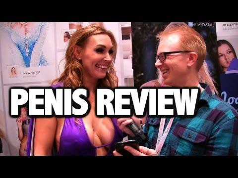 Joe Shows His Penis To Porn Stars