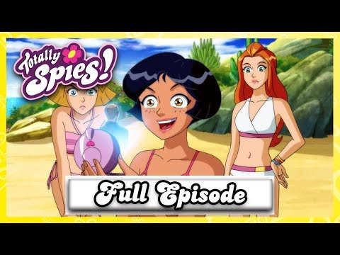 Super Sweet Cupcake Company | Totally Spies - Season 6, Episode 9