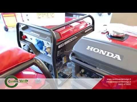Generatore di corrente portatile Honda
