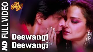 Om Shanti Om - Deewangi Deewangi music video