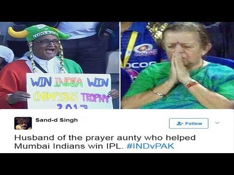 Champions Trophy 2017: Funny Social Media Reactions After India Vs Pakistan