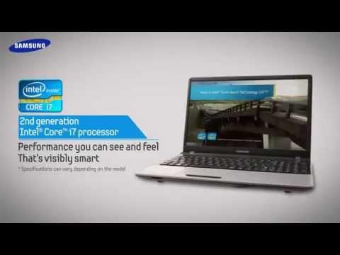 SAMSUNG NP300E Intel Core i3-2350M