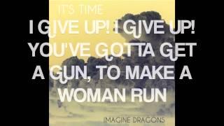 Leave Me - Imagine Dragons (With Lyrics)