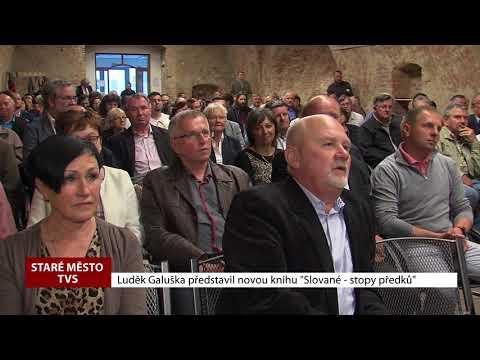 TVS: Staré Město - Luděk Galuška - Křest knihy