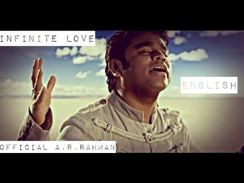 Download Infinite Love | Official A.R.Rahman HD (English) HD Video