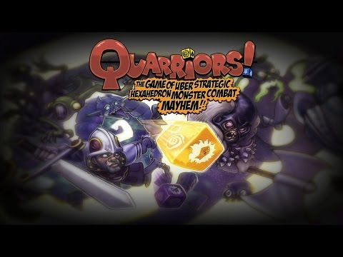 ipad hd - Quarriors! by Icarus Studios, Inc. Quarriors! is a unique blend of strategy and chance featuring a revolutionary dice building game mechanic! As a Quarrior! ...