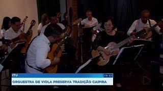 Orquestra de viola de Itu apresenta grandes canções da música brasileira