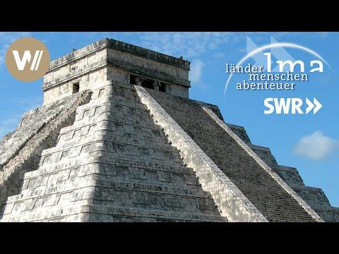 Die Maya-Route: Mexiko - Länder Menschen Abenteuer (SWR)