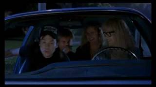 Movie Scene - Wayne's World - Bohemian Rhapsody